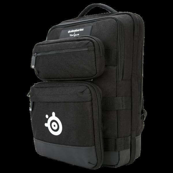 17.3 inch SteelSeries x Targus Gaming Backpack
