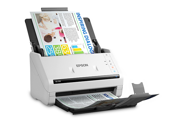 Epson DS-530 Colour Duplex Document Scanner