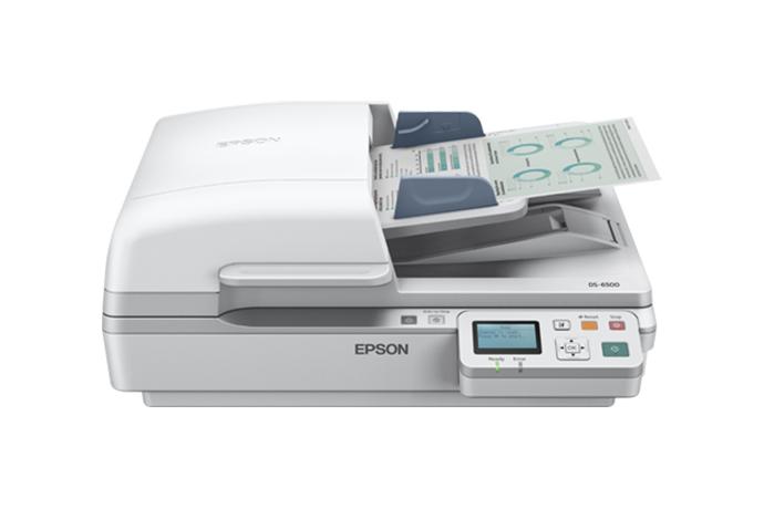 Epson DS-6500 Document Scanner