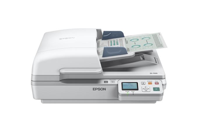 Epson DS-7500 Document Scanner