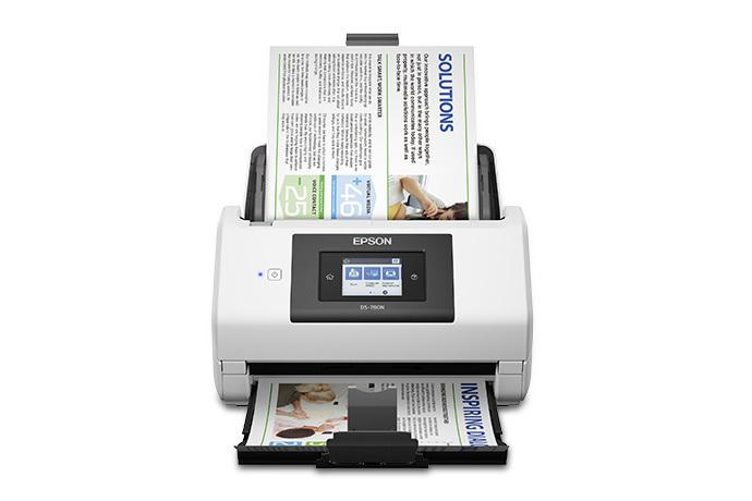 Epson DS-780N Network Document Scanner