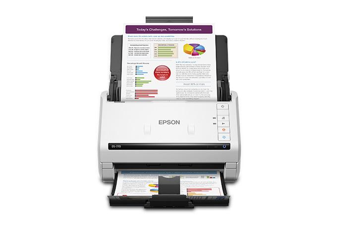 Epson WorkForce DS-770 Document Scanner