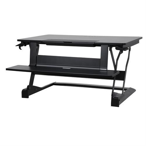 Ergotron WorkFit-TLE Standing Desk Workstation