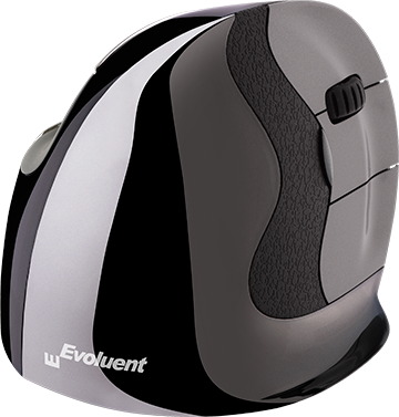 Evoluent VerticalMouse D Small Wireless