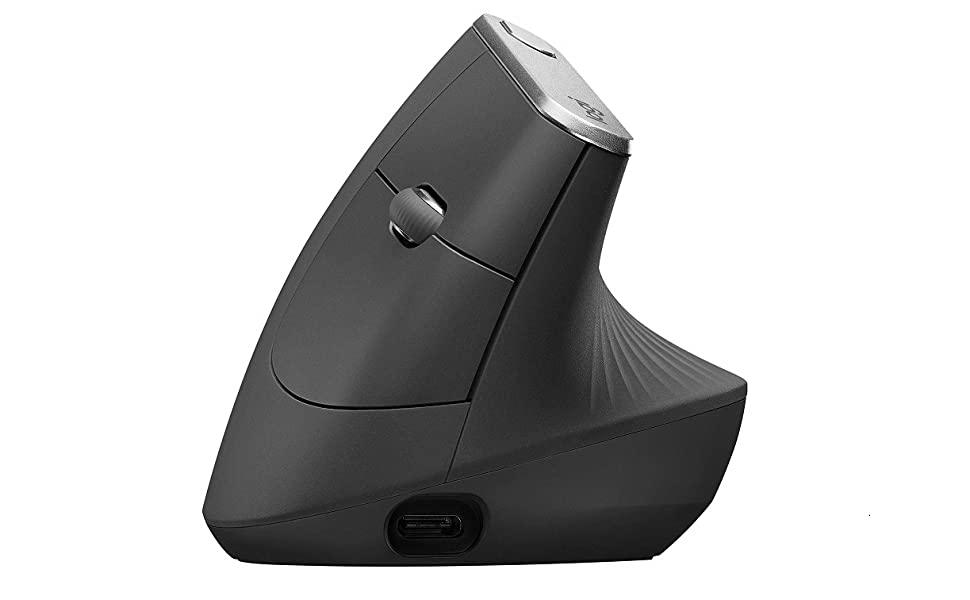 Logitech MX Vertical Ergonomic Mouse