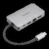 Targus DP Alt Mode USB-C Single Video 4K HDMI VGA Docking Station with 100W PD