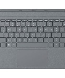 Surface Go Type Keyboard Cover - Platinum
